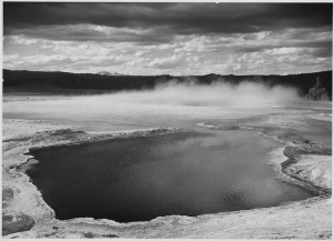 Fountain Geyser Pool, Yellowstone