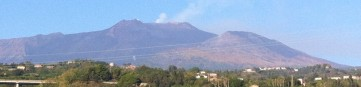 Etna in eruption, Italy