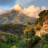 Mt Pelee, Martinique